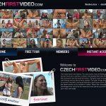 Czechfirstvideo.com Using Discount