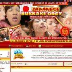 Japanesebukkakeorgy.com Orgy