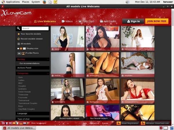 Xlovecam.com Porn Stars