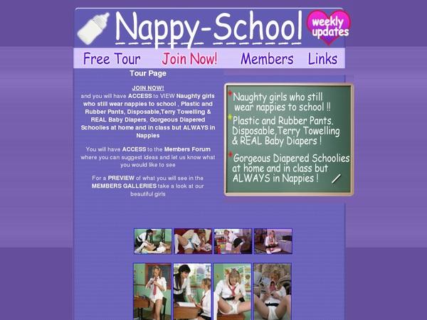 Free Nappy School Premium Account