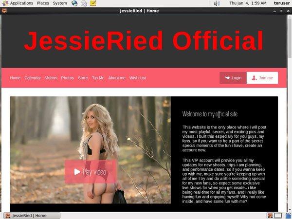 JessieRied Discount Free Trial